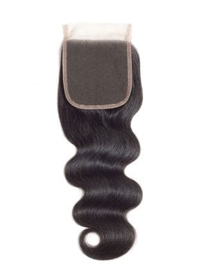 4*4 Lace Closure Body Wave