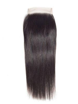 4*4 Lace Closure Straight
