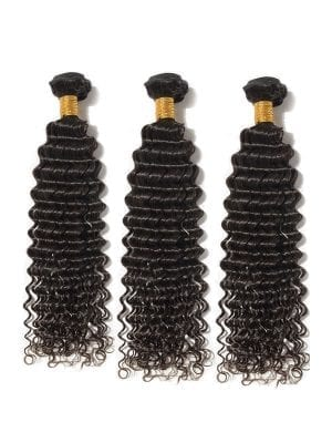 Brazilian Curly 10A 3 Bundle Deal