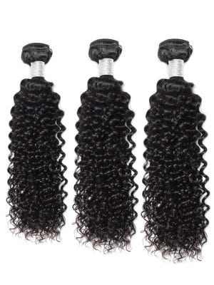 Malaysian Curly 9A 3 Bundle Deal