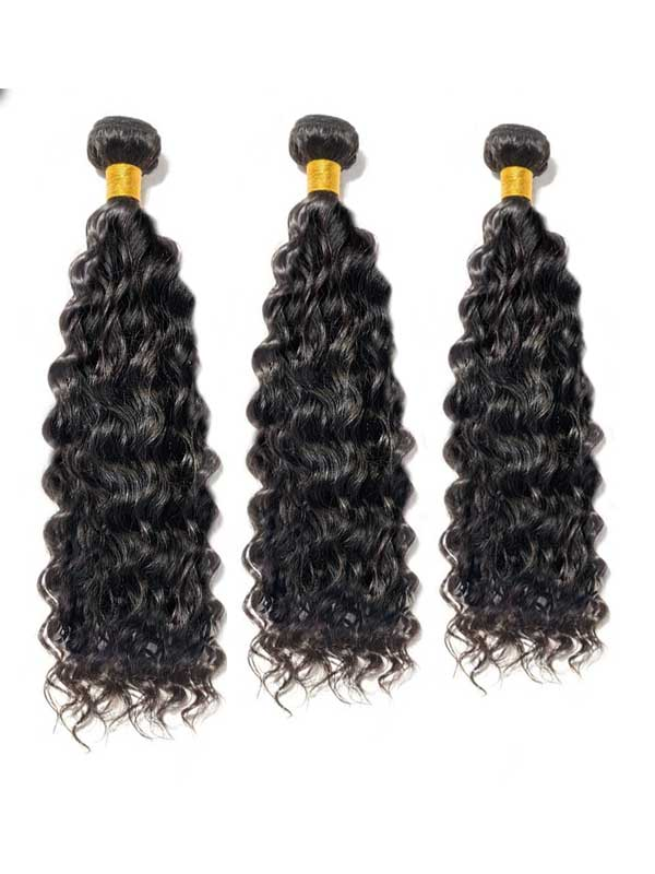 deep wave hair bundle deals
