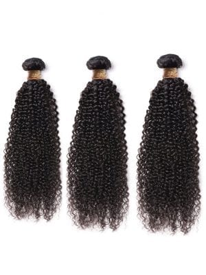Vietnamese Kinky Curly 8A 3 Bundle Deal