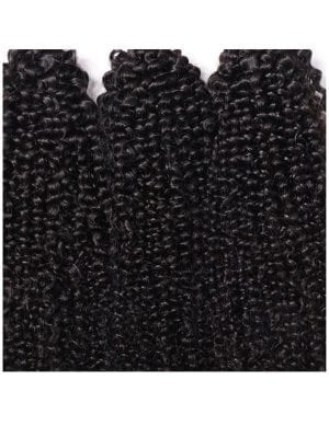 Malaysian Kinky Curly 9A 3 Bundle Deal