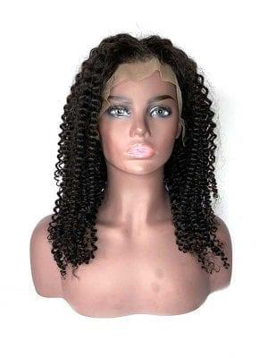 Kinky Curly Bob Wig