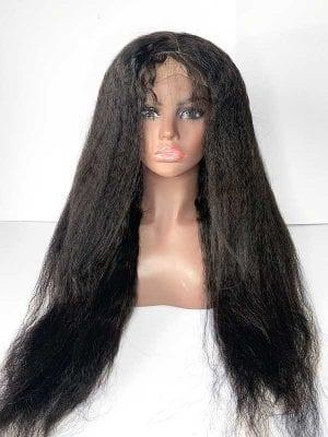 Brazilian Kinky Straight Wig