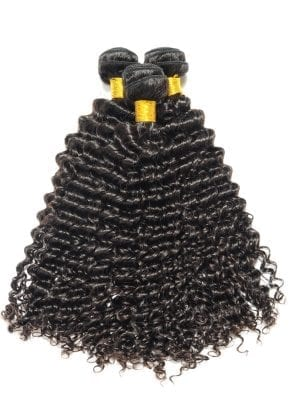 Brazilian Kinky Curly 10A 3 Bundle Deal