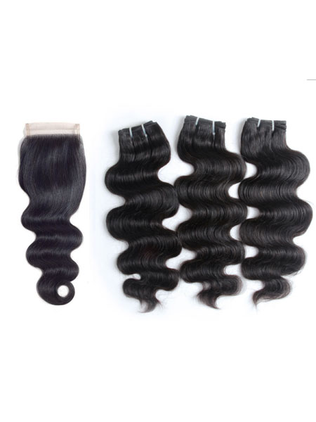 body wave raw hair bundle deals