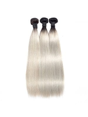 Straight Ombre Silver Bundle Deals