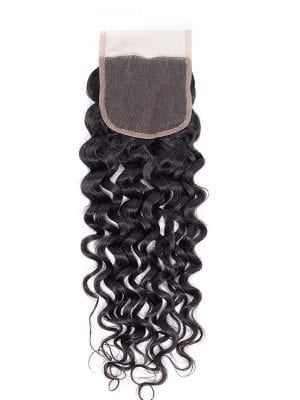 4*4 Lace Closure Water Wave