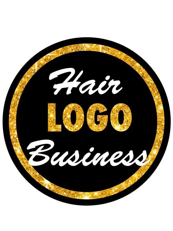 hair business logo