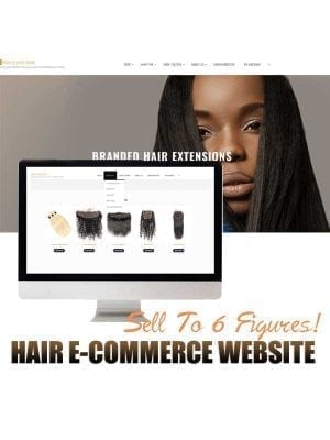 Your E-Commerce Website