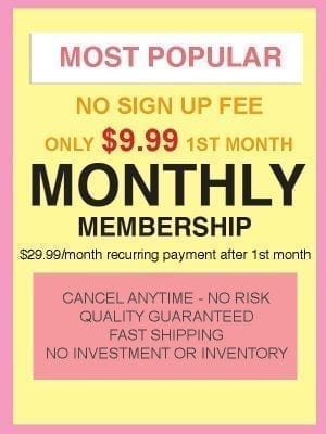 Monthly Membership ($9.99 For 30 Days)