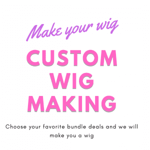 Closure Wig, Lace Front Wig Construction