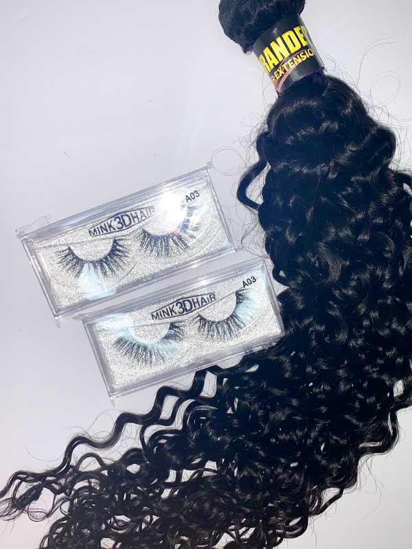 3D MINK LASHES HAIR VENDOR