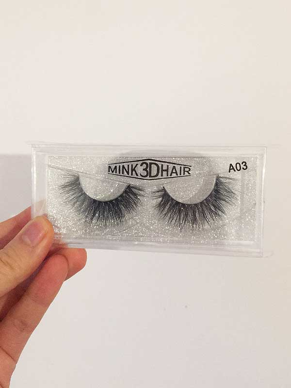 MINK LASHES VENDOR