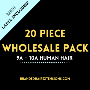 LOGO LABEL INCLUDED-20pc Wholesale Pack